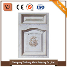 chinese supplier new model kitchen cabinet solid wood