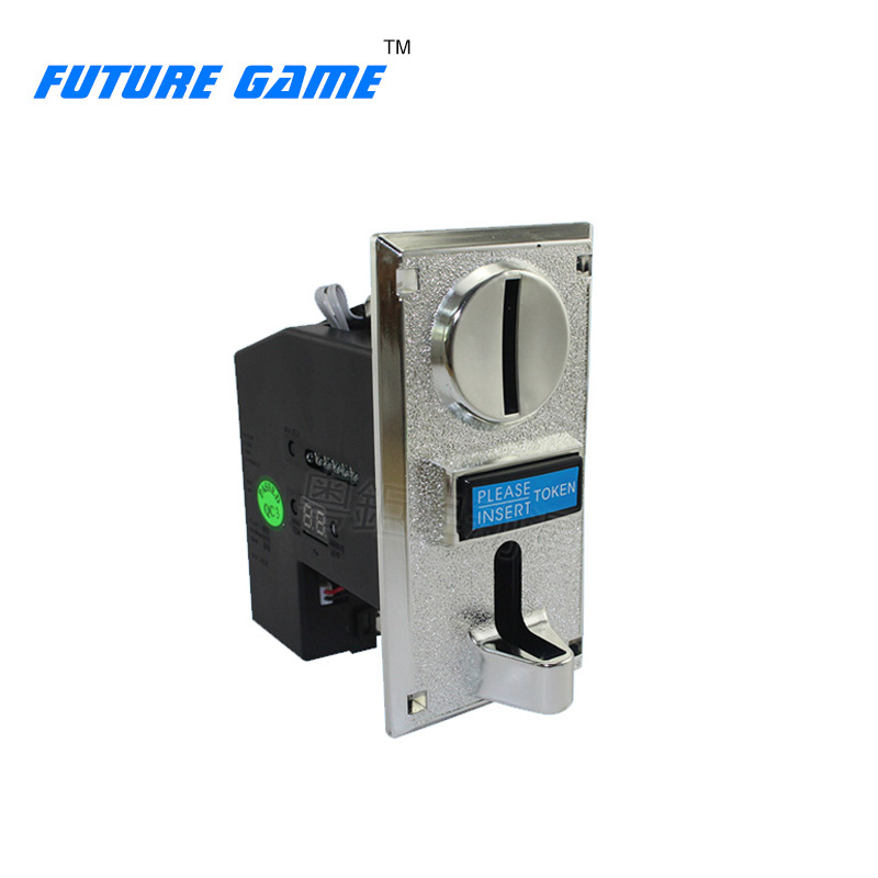 Factory direct wholesale different kinds intelligent coin acceptor for Vending Machine Message Chair Arcade <strong>Game</strong> Etc