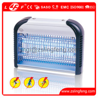 Aluminum alloy UV lamp electronic Insect killer mosquito killer fly killer with CB and CE