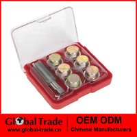 15mm Oil Sump Pan Stripped Thread Repair Set Automotive Drain Tool A0640