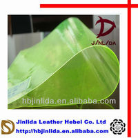 Soft Various colors of fluorescent calendering plastic film for stick label