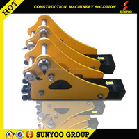 Hydraulic hammer breaker/demo hydraulc breaker for mini excavator