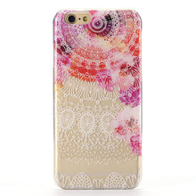print clear pc case cover for iphone 6 7 8,custom design