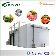 Turnkey Cold Room For Fish
