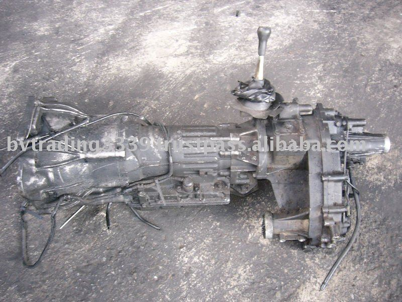 USED JAPANESE TRANSMISSION AND GEAR BOX