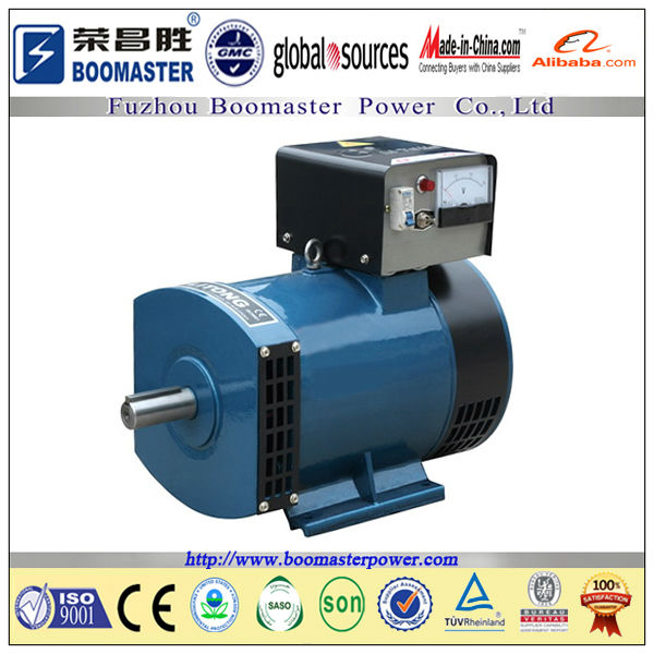 3KW 5KW 8KW 10KW 12KW Alternator with Low Cost Of Dynamo for small generator