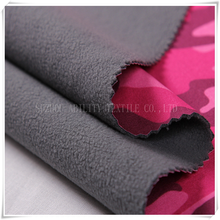 Softshell Camouflage Fabric For Functional Outdoor Garment