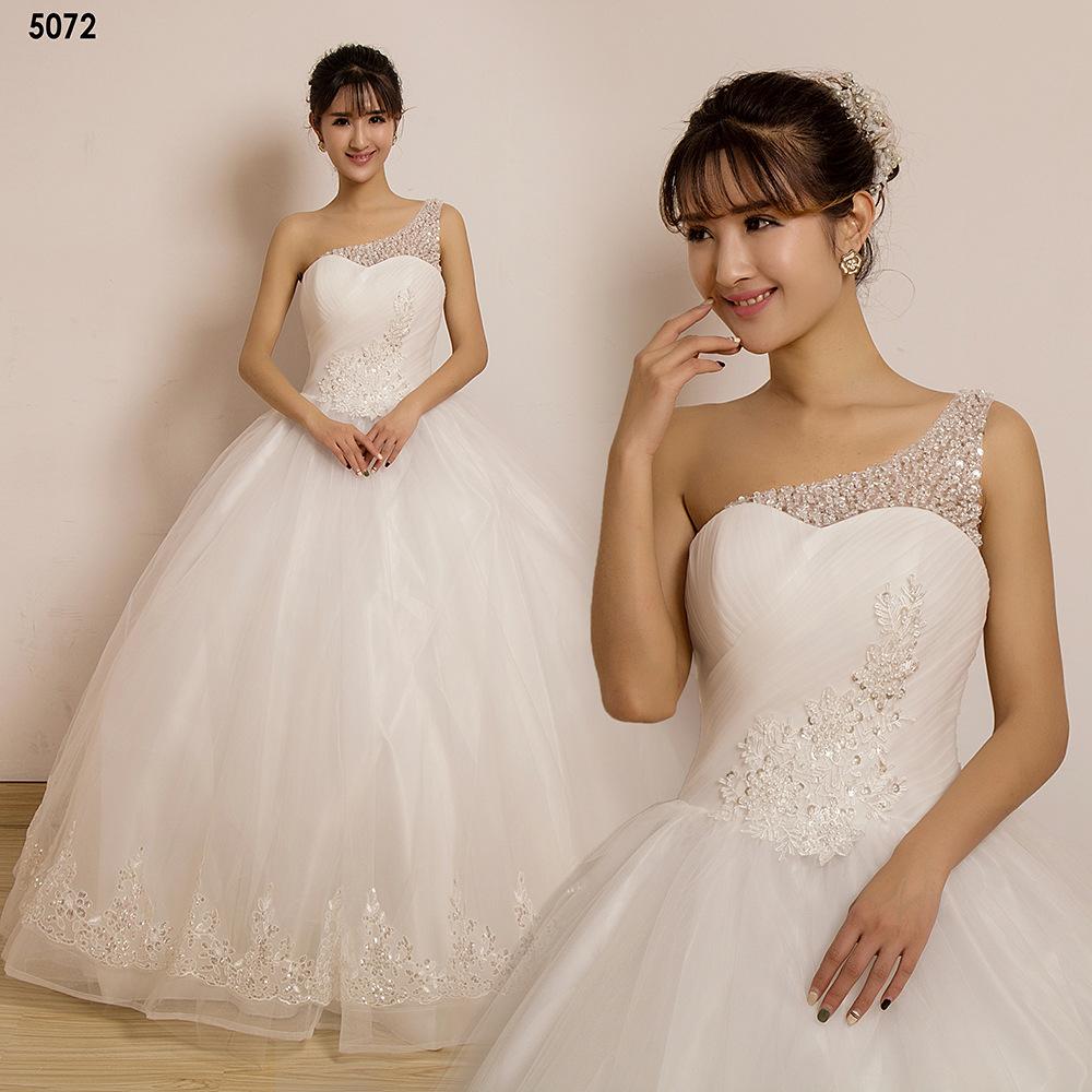Wholesale plain bride gown - Online Buy Best plain bride gown from ...
