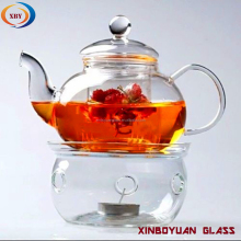 Custom Novelty Borosilicate grace Coffee/Tea set Glass Ware