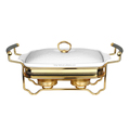 CD131A High Quality Ceramic Buffet Chafing Dish Food Warmer