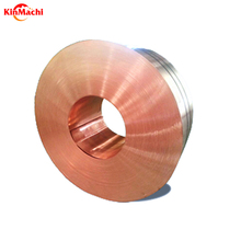 TU1 C10200 Oxygen Free Copper Strips for Automobile Electronics
