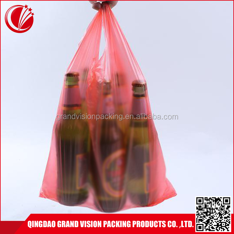 Design your own custom printed plastic heavy duty rubbish garbage bags