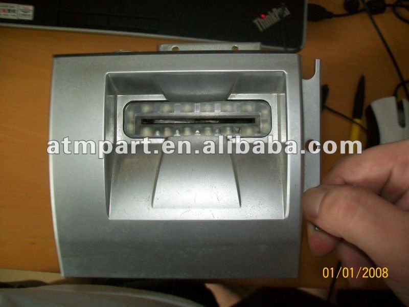 how to build a skimmer for atm