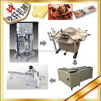 Newest Style Tasty Wafer Biscuit Making Machine