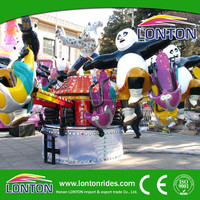 2015 hot China rides amusement park rides Children loved Kungfu Panda Rides for sale