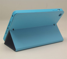 New arrive Tablet cases PU Leather Shell Cover For Ipad mini 2/3