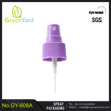 Customized colors plastic full cap fine mist sprayer 20/410 Plastic Liquid Fertilizer Bottle Mist Spray