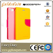 GC good quality pu phone case smart phone leather case