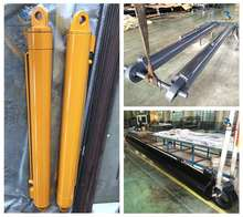 Long Stroke Hydraulic cylinder hydraulic lift cylinder for crane double acting
