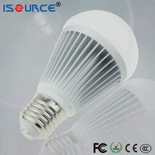 New Design Low Cost 2W 3W 5W 7W 9W 12W 15W Lighting Emitting Diode Bulb