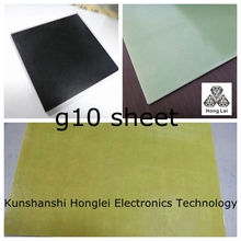 PCB CCL base material fr4 g10 epoxy glass fiber board China insulation material supplier
