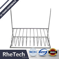 Commercial Attractive Design Multi-functions Hanging Dish Display Racks
