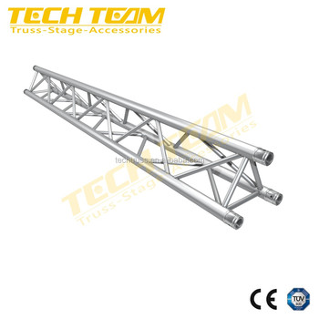 Outdoor Hot Advertised Aluminum Triangle Folding Truss Stage