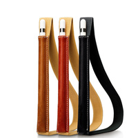 Belt Leather Pen Holder For 9