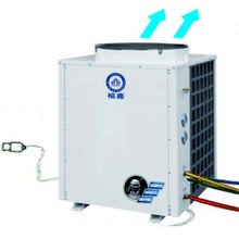 Trigeneration Geothermal Heat Pump cooling/Chiller, House Heating and 4-season Hot Water