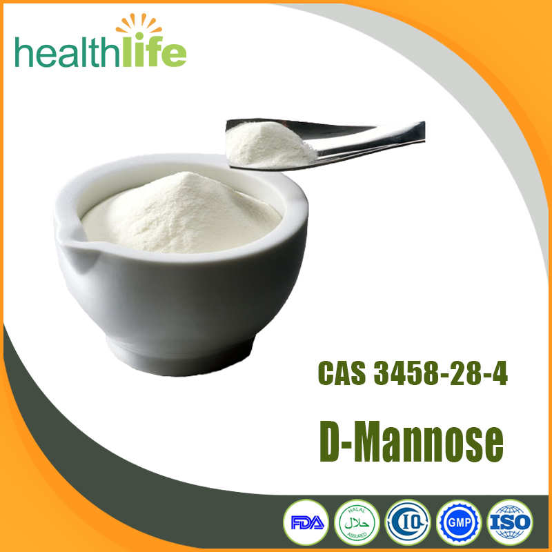 Free Sample Food Grade D-Mannose Powder / D mannose / CAS 3458-28-4