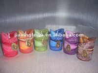FLOWER SHAPE SCENT CANDLE