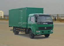 dry cargo body 15T express delivery cargo van truck