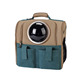 Fashion transport Astronaut Breathable Space Capsule pet Backpack Pet Cat Dog Puppy Carrier Travel Bag