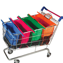 Hot Sale Non Woven Tote Vegetable Foldable Shopping Trolley Bag