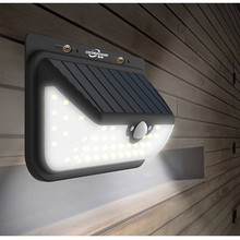 Factory Price Household Appliance Solar Sensor Wall Light Security Front Door Light