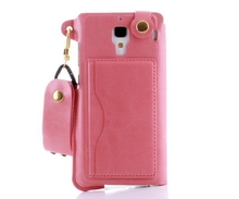 2014 Hot Product Wholesale Handbag Pattern PU Leather Protective Case for Apple Iphone 5 5s with Card Slot and Hand Strap