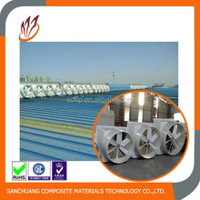 Anti-aging FRP Composite Industrial Fan Cover