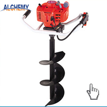 Agricultural digging machine