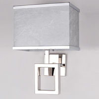 Compound led electrical fancy wall light fitting