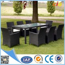 IAF Approved Attractive outdoor rattan sofa and rattan furniture