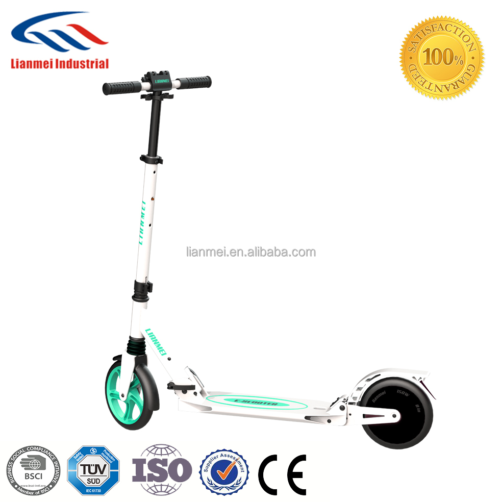 nice colorful electric board two wheel electric scooter LME-150S