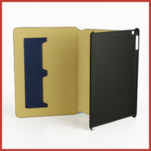 china factory hot sale case for ipad Air 2 pu/tpu /pc shell cover for Ipad tablet case