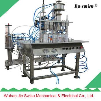 polyurethane foam filling machine