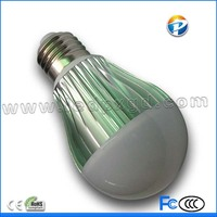 2013 Hot New latest design/type 5w e27 light led bulbs/lamp at india price