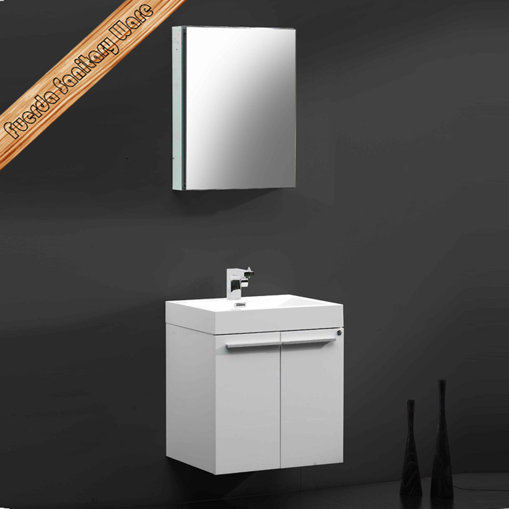 High Glossy White Wall Mounted Bathroom Cabinet Buy Hanging Bathroom Cabinets Wall Mounted
