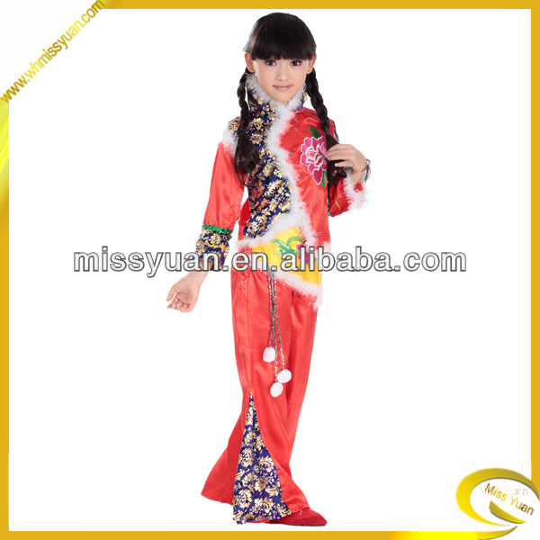Fashion new style performance folk dance clothing