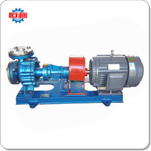 Thermal oil horizontal split case centrifugal pump