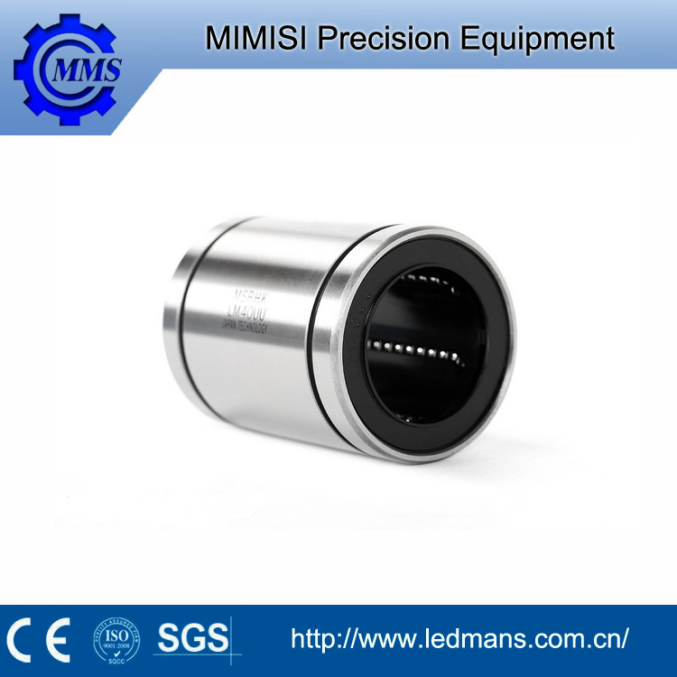 MMS roller with low price high accuracy precision LM 20M-AJ linear bearingslinear guides for machine parts