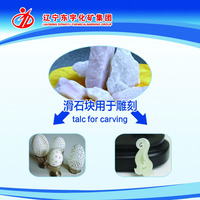 Chinese Talc Lump For Carving Without