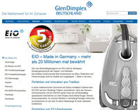 Vacuum Cleanners, EIO, Germany